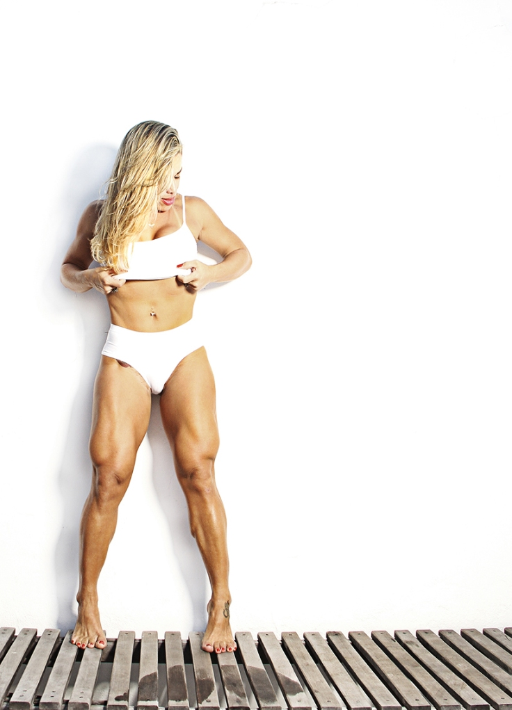 Modelo Lilia Lima – Moda Fitness